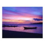 Stunning Fijian Sunset Custom Announcement