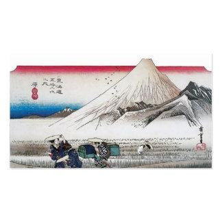 STUNNING FUJI-SAN Business Card