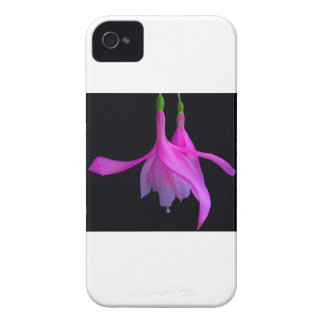 Stunning in Pink Floral Design iPhone 4 Cover