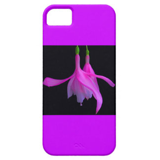 Stunning in Pink Floral Design iPhone 5 Cases