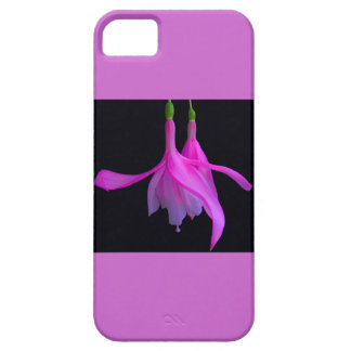 Stunning in Pink Floral Design iPhone 5 Covers
