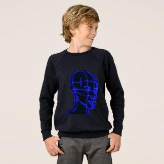 Stunning Kids' Raglan Sweatshirt