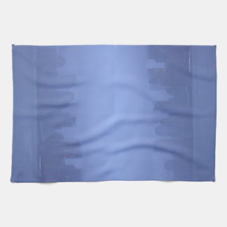 Stunning NYC Blue Foggy Skyline CricketDiane Tea Towel