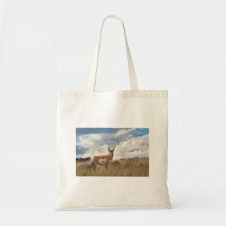 Stunning Pronghorn Tote Bag