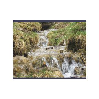 Stunning waterfall print