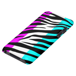 Stunning Zebra Print Barely There iPod Cover