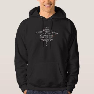 Stunt skeleton hoodie