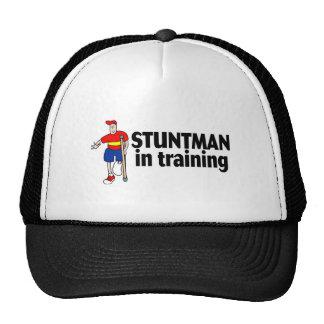Stuntman In Training 2 Hat