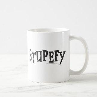 Stupefy Basic White Mug