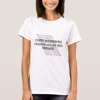 Stupid Boyfriends t-shirt