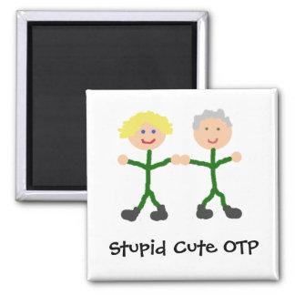 Stupid Cute OTP Sam/Jack magnet