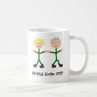 Stupid Cute OTP Sam/Jack mug