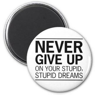 Stupid Stupid Dreams Magnet