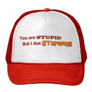Stupider Hat