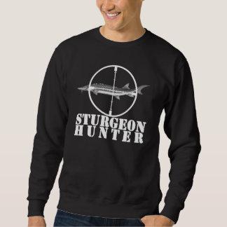 Sturgeon Hunter Crew Neck Sweater DARK