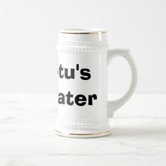 Stu's Water Beer Stein