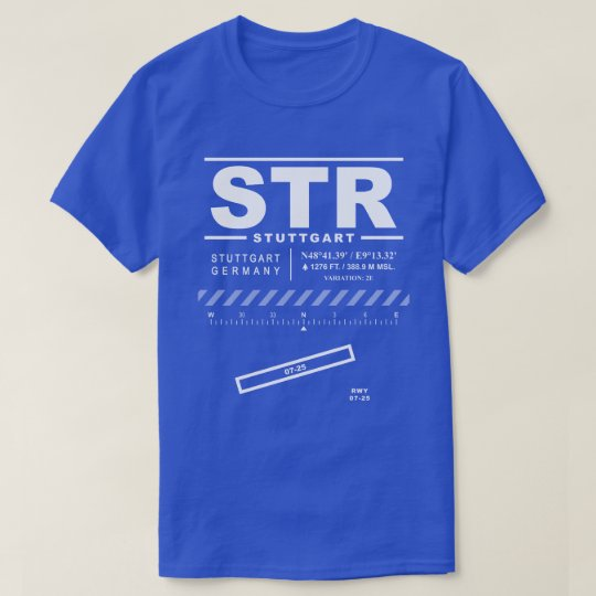 Stuttgart Airport STR T-Shirt
