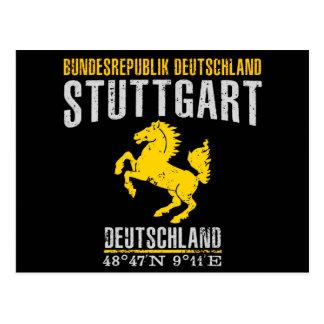 Stuttgart Postcard