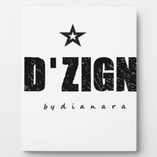 style2 plaque