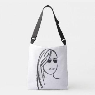 Style and Awe Sunglasses Crossbody Bag