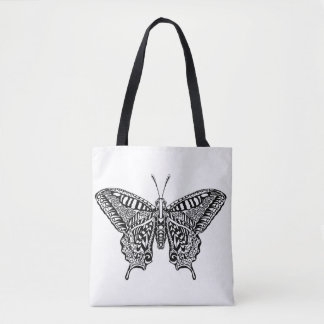Style Butterfly 4 Tote Bag