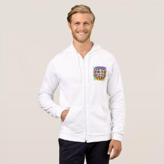 Style: Men's American Apparel California Fleece Zi Hoodie