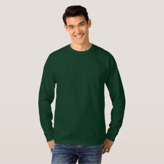 Style: Men's Basic Long Sleeve T-Shirt Comfortable