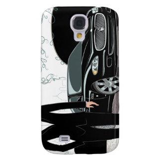 Style Sleek iphone 3 Samsung Galaxy S4 Case