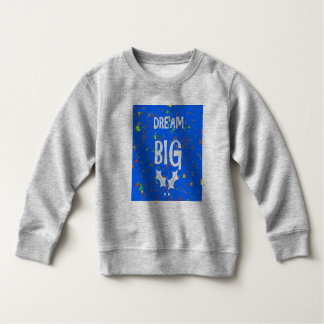 Style: Toddler Fleece Sweatshirt Warm up with this