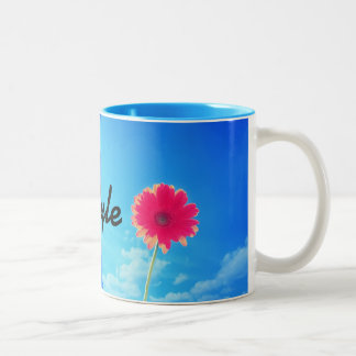 Style Two-Tone Coffee Mug