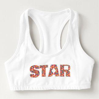 Style: Women's Alo Sports Bra Run  rock star