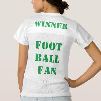 Style: Women's Augusta Replica Football Jersey Mak