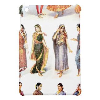 Styles_of_Sari vintage print iPad Mini Case