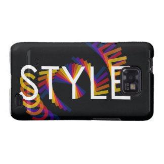 Styletwirl Samsung Galaxy Galaxy SII Case