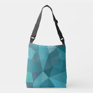Styli carrying bag in blue tones