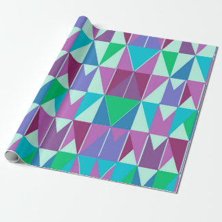 Styli gift paper in the geometry look