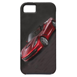 Stylin' Corvette Case iPhone 5 Covers