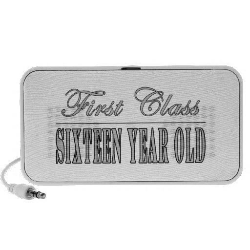 Stylish 16th Birthdays : First Class Sixteen Travel Speaker
