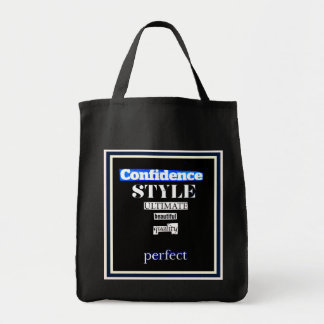Stylish and Confidence... Tote Bag
