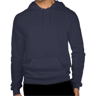 Stylish and edgy hoodie