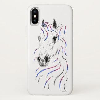 Stylish Arabian Horse iPhone X Case