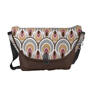 Stylish Art Deco Pattern Commuter Bags