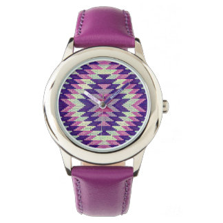 Stylish Aztec design Wrist Watches