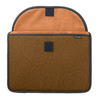 Stylish Brown Sleeves For MacBooks