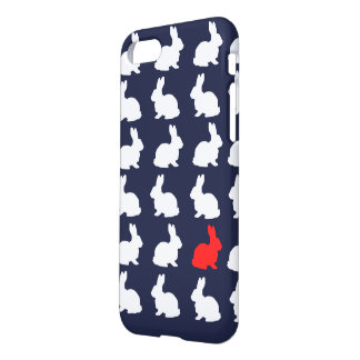 Stylish Bunnies Rabbit IPhone 8/7 Phone Case Cover