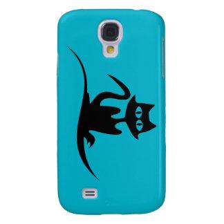 stylish cat samsung 4 case galaxy s4 case
