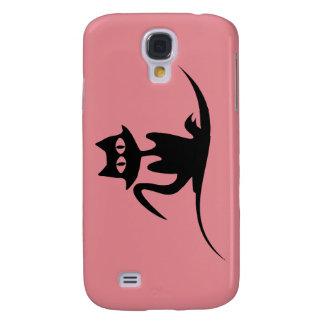 stylish cat samsung s4 case pink samsung galaxy s4 case