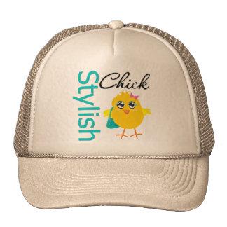 Stylish Chick Mesh Hats