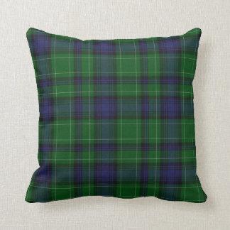 Stylish Clan Abercrombie Tartan Plaid Pillow Throw Cushions