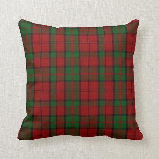 Stylish Clan Dunbar Tartan Plaid Pillow